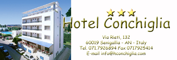 Hotel conchiglia senigallia english - Hotel international senigallia ...
